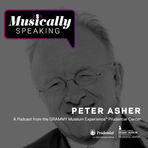 Peter Asher - Musically Speaking