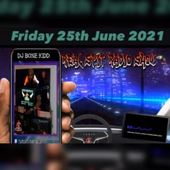 Real Spit Radio Show 25th June 2021