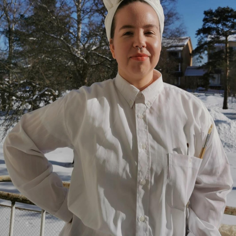 Mitä kuuluu, kuvataiteilija Annaliisa Majanen?