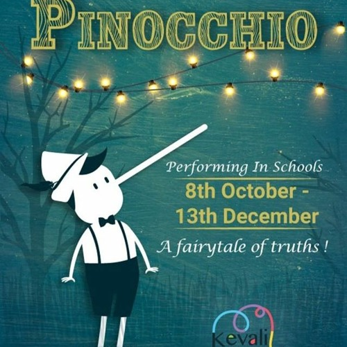 Pinocchio Showreel