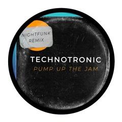 Technotronic- Pump up the jam (NightFunk Remix)