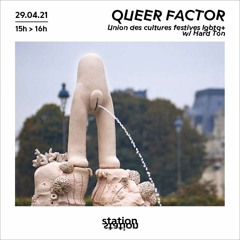 UCF LGBTIQ+ QUEER FACTOR PART TWO w/ Hard Ton