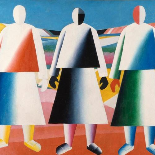 Ep. 11 - La vanguardia artística Rusa. Conversación con Martín Baña