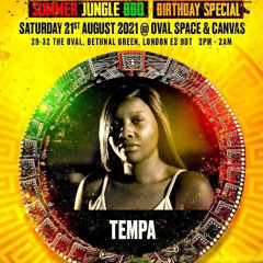 Jungle Mania 25.08.21 - Summer Jungle Bbq