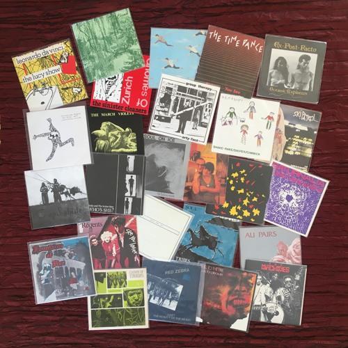 Codex Empire - Post-Punk Vinyl Mix 27-3-2020