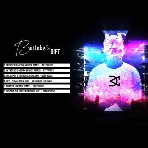 BIRTHDAY's GIFT 25th by DAGENIX | Free Download