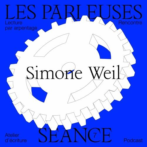Simone Weil (1909 - 1943) par Lydie Salvayre