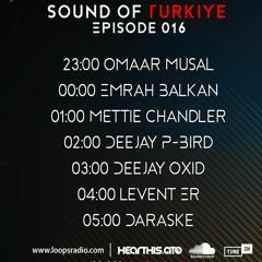 LEVENT ER - Sound Of Turkiye Episode 016 - Loops Radio