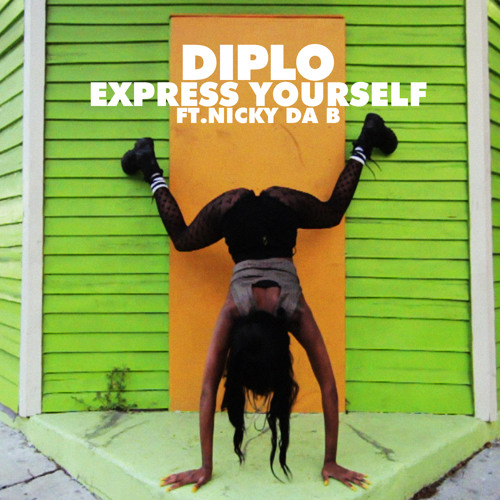 Diplo feat. Nicky Da B - Express Yourself