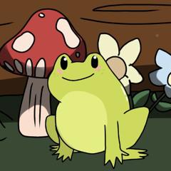 Shy Little Frog - Sushisingz X Chris Hitchins