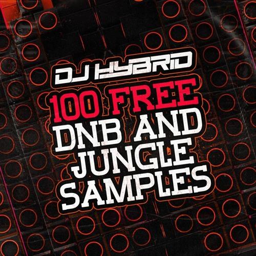 DJ Hybrid - 100 Free DNB & Jungle Samples (Click buy to download)