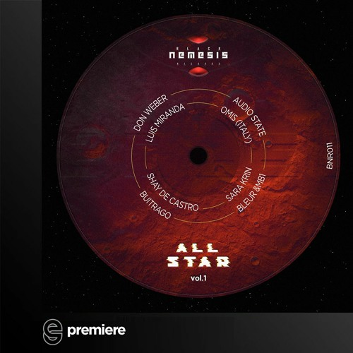 Premiere: Audio State - Simulation (Original Mix)- Black Nemesis Records