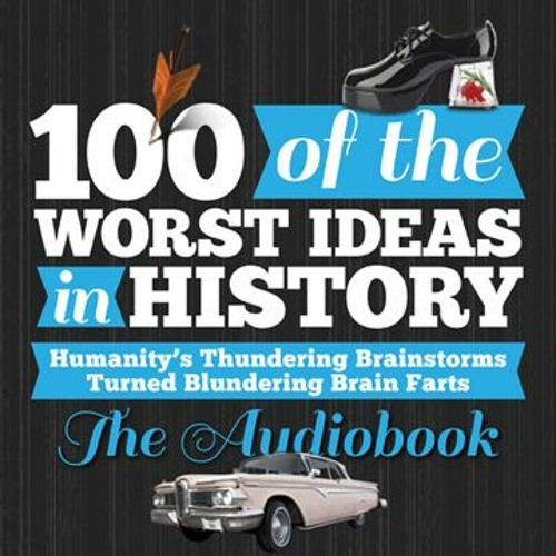 Michael N. Smith, Co-author of '100 of the Worst Ideas in History, on Frankie Boyer Radio Show