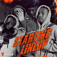 KeepItPeezy & Young Slo-Be & EBK Young Joc & MBNel - Starting Lineup [Bounce Out Records]