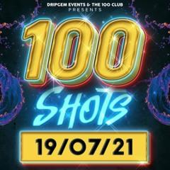 DJ Spookz Live@ 100 Shots Hosted by @DJGBE and @IAMJOE
