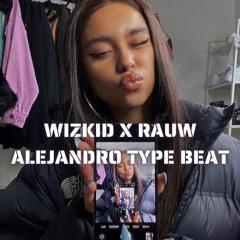 [FREE] WizKid x Rauw Alejandro - Loco
