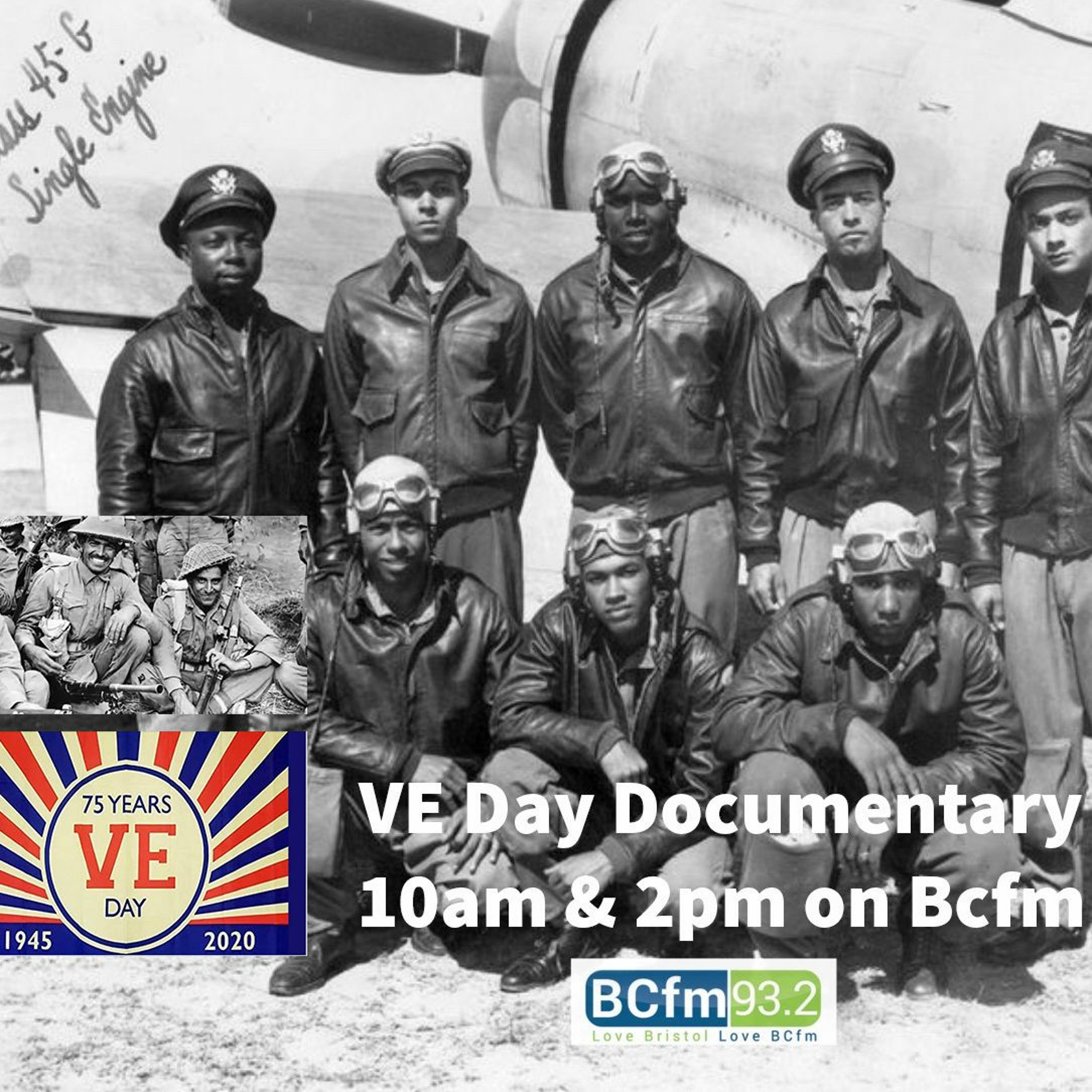 VE Day 75  Bcfm Documentary  8th May 2020