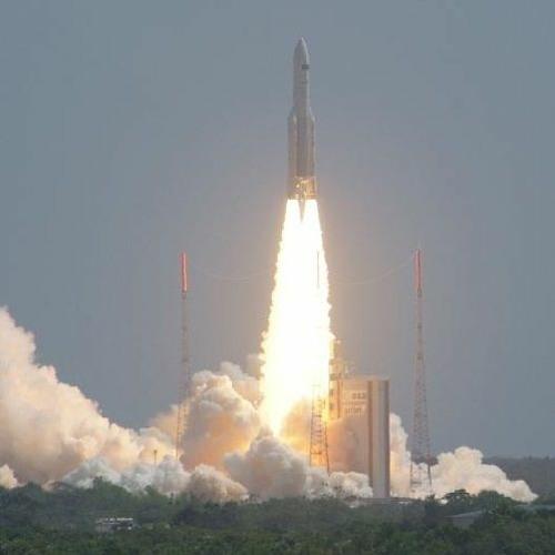 Lancement de Herschel et Planck par Ariane 5