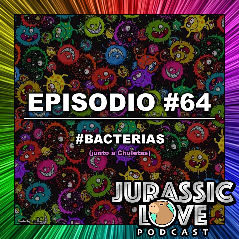 #64 - #BACTERIAS