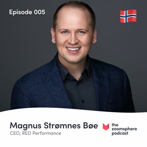 PPC & SEO - Magnus Strømnes Bøe, CEO of RED Performance