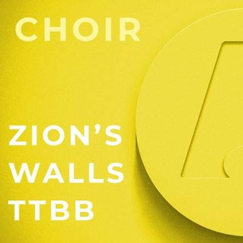 Zion's Walls - TTBB (Adapter: Aaron Copland; Arr: Glenn Koponen)