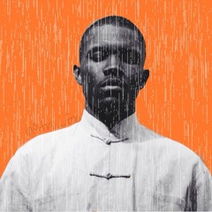 Channel ORANGE - Frank Ocean Full Album playing in another room and it's raining [REMIX]