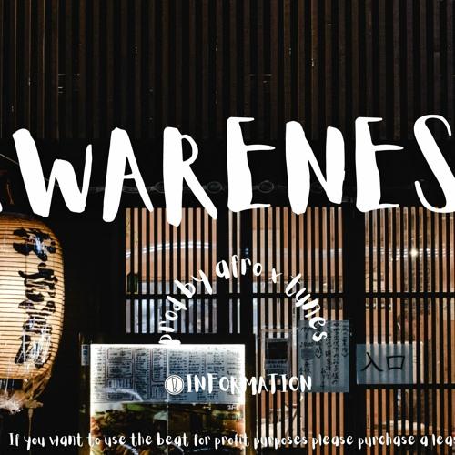 """""""AWARENESS"""" AFROBEAT WIZKID X BURNA BOY TYPE BEAT"""