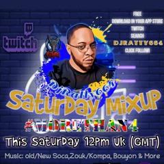 Saturday Soca MixNBlend 31-07-2021 (Twitch Recording) With DJRATTY664