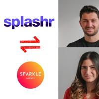 #54 - Annaelle Assaraf et Samuel Sadoun - Rapprochement de Sparkle Agency avec Splashr