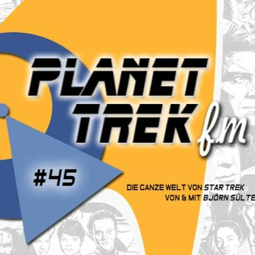Planet Trek fm#045: Star Trek: Picard 1.08: Der Double-Feature-Back-to-Back-Blind-Date-Podcast