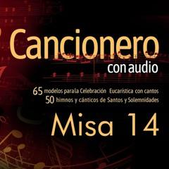 175 PADRE NUESTRO (CANTADO)