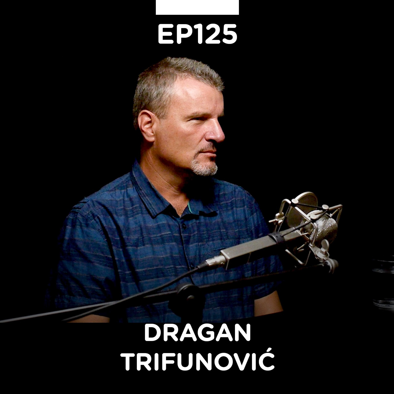 EP 125: Dragan Trifunović, operater dronova, Helivideo - Pojačalo podcast