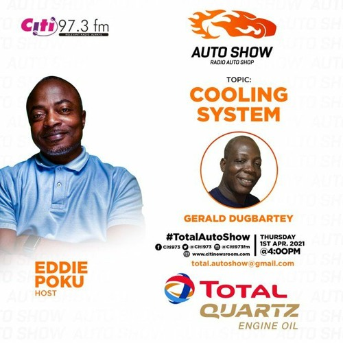 Auto Show: Talking about the cooling system with Gerald Dugbartey