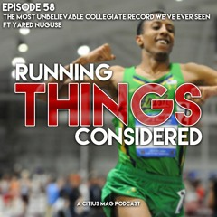 The Most Unbelievable Collegiate Record We've Ever Seen ft. Yared Nuguse