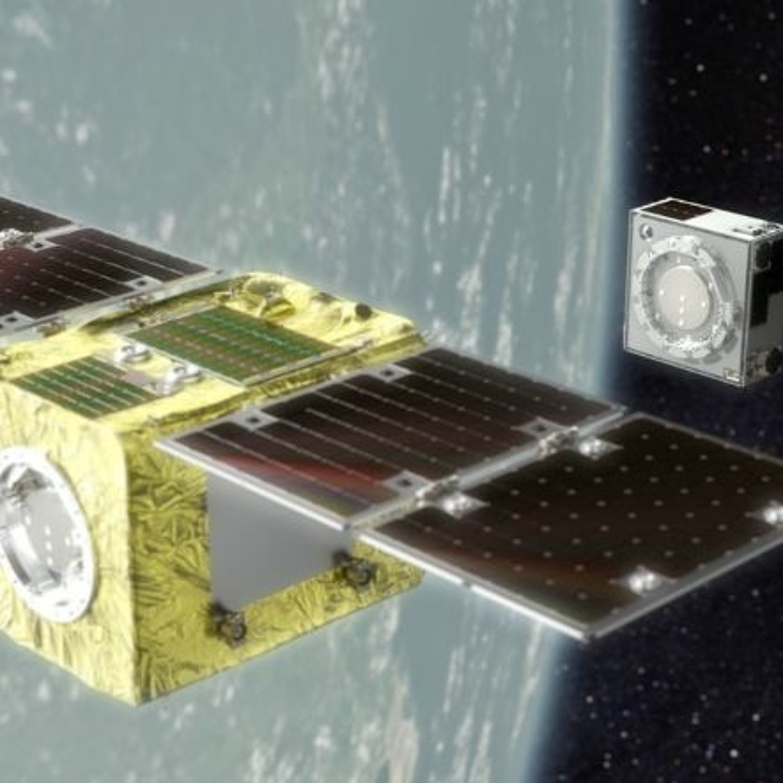 Astroscale - Space development demands sustainability