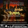 ((MIX)) DJ Freedom - Soulanta Sunset (Vol 1) 11.17.20