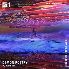 Guest Mix for Demon Poetry on NTS Radio (13/08/21)