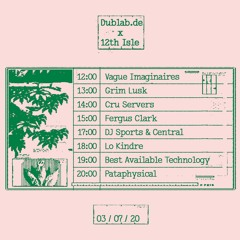 Sports & Central for Dublab