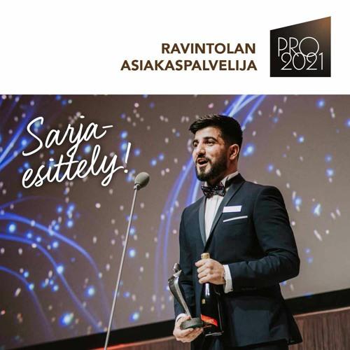 Pro 2021 Ravintolan Asiakaspalvelija