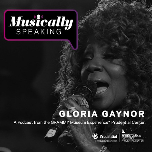 Gloria Gaynor - Musically Speaking