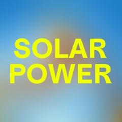 solar power (a cappella)