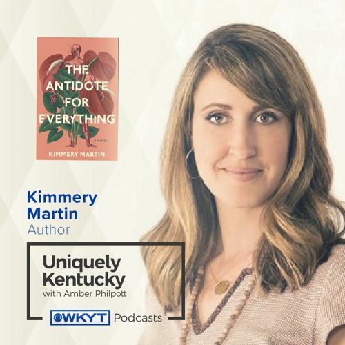 Uniquely Kentucky with Amber Philpott | 2-13 Kimmery Martin, Author