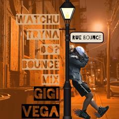 Watchu Tryna To Do? Bounce Mix GiGi Vega x Big Freedia x Blaqnmild