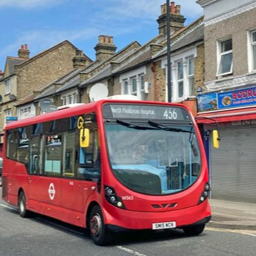 DG podcast 1 - a ride aboard the 456 bus