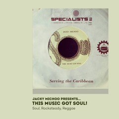 Asymetrics Mixtape #19: Jacky Michoo - This Music Got Soul !