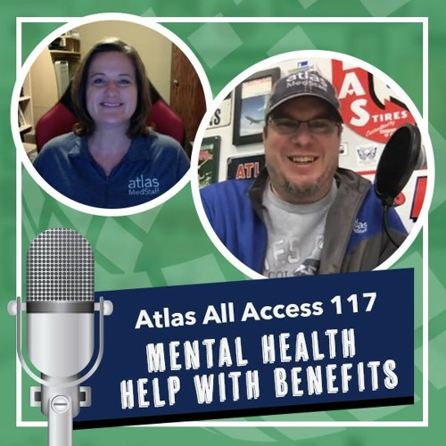 Mental health resources | Take care of yourself, too! - Atlas All Access 117
