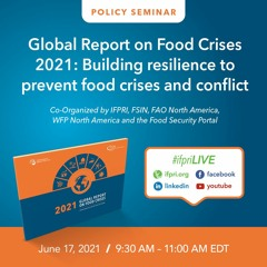 Global Report on Food Crises 2021: Building resilience to prevent food crises and conflict