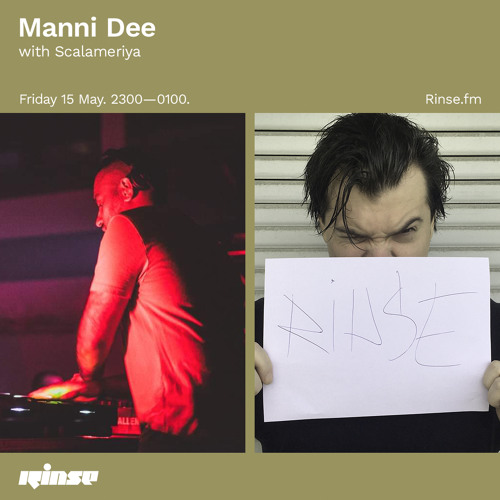 Manni Dee with Scalameriya - 15 May 2020