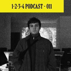 1-2-3-4 Podcast 011 by Dj Simlocked