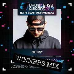 SLiPZ - DRUM & BASS AWARDS 2021 WINNERS MIX (FREE DOWNLOAD)